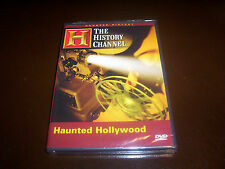 The History Channel  Haunted History Haunted Hollywood Rare Out of Print DVD NEW
