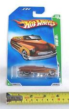 HOTWHEELS 2009 TREASURE HUNT SERIES 09/12 '49 MERC, USA IMPORT, MOC