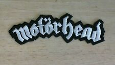 Motorhead Iron On Patch! Brand New Lemmy Heavy Metal Punk Rock Metallica