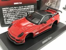 KYOSHO 1/64 Ferrari 12 599XX Evo Red NEW