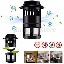 Electric 220V LED Light Mosquito Killer Fly Bug Insect Zapper Trap Catcher Lamp