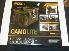 Fox Camolite Low Level Cool Bag Carp fishing tackle