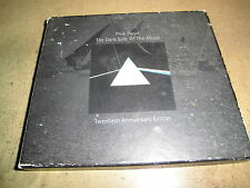 PINK Floyd-The Dark Side of the Moon CD (Twentieth Anniversary Edition)