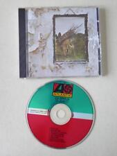 Led Zeppelin IV (Signs) Remastered Atlantic CD 7567-82638-2 (Black Dog)