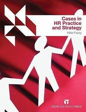 Cases in HR Practice and Strategy, , Fazey, Mike, Very Good, 2011-10-15,