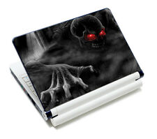 "Hot Skull Art Decal Sticker Skin Cover For 12"" 13"" 14"" 15"" 15.4"" 15.6"" Laptop PC"