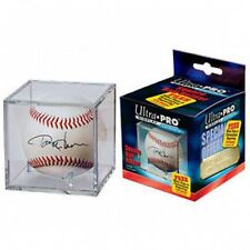 SQUARE BASEBALL ULTRA CLEAR DISPLAY CASE HOLDER ULTRA PRO REGULATION SIZE