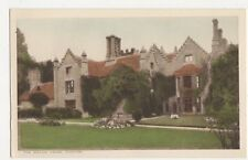 The Manor House Chenies Postcard, B227