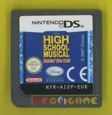 HIGH SCHOOL MUSICAL Nintendo Ds Versione Europea »»»»» SOLO CARTUCCIA