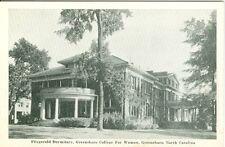 Greensboro NC Fitzgerald Dormitory, Greensboro College for Women