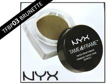 NYX Tame & Frame Tinted Brow Pomade Brunette TFBP03 Waterproof New Eyebrow