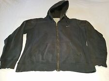 Vintage The Athletic Dept Nike Hooded Zip Up Jacket Men's Size XL