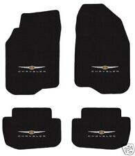 CHRYSLER 300C AWD  FLOOR MATS ALL FOUR WITH DOUBLE Wings LOGO 2005-2010