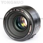 In Stock Yongnuo EF 50mm F/1.8 Standard Prime Lens for Canon Rebel DSLR Camera