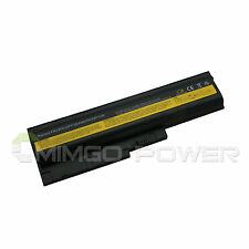Battery for Lenovo IBM ThinkPad R60e R61e R61i T60p T61p SL500 92P1139 40Y6799