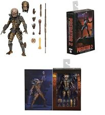 "NECA ULTIMATE CITY HUNTER PREDATOR ACTION FIGURE - 7"" SCALE - PREDATOR 2 - 20cm"