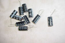 10 NOS IC Electrolytic Capacitors 3300uF 16V Radial