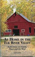 Colorado History - At Home In Elk River Valley - Steamboat Springs - As New