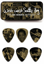 Jim Dunlop JIMI HENDRIX West Coast Seattle Boy PICK TIN