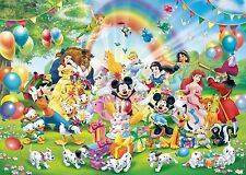 Puzzle RAVENSBURGER 1000 pezzi-Mickey 's Birthday (46445)