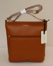 Fiorelli Tan Leather Large Across Body Bag - RRP £99 - NEW