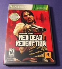 Red Dead Redemption for  XBOX 360 & XBOX ONE NEW