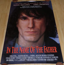IN THE NAME OF THE FATHER 1993 ORIGINAL ROLLED DS 1 SHEET MOVIE POSTER
