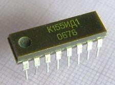 K155ID1 Nixie Driver =74141