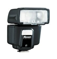 Nissin i40 Compact Flash For Sony Cameras With Multi Interface Shoe, London