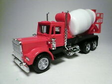 Con-Cor Promotex HO Kenworth Cement Mixer Truck 6335 (2 photos) NIB