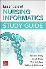 Fundamentos De Enfermería informática guía de estudio, Brixey, Juliana J.