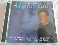 Al Jarreau - Expressions ( CD 2001 )  Used very good