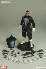 "MARVEL COMICS: the PUNISHER ( Frank Castle )1/6 Action Figure 12"" SIDESHOW"