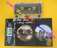 MC NEIL YOUNG + CRAZY HORSE Ragged glory 1990 germany REPRISE no cd lp dvd vhs