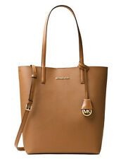 Michael Kors Hayley Large north south tote Acron Oyster NWT