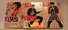 Lot of  10 Elvis Presley Forever TV Guide Limited Collectible Magazine Issues