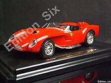 Burago 1:24 1957 Ferrari 250 TestaRossa classic Italian sports car