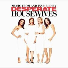 SHANIA TWAIN   Desperate Housewives [TV Soundtrack] V.A.  (CD, Sep-2005,...