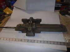 MACHINIST LATHE MILL Machinist Taper Attachment for South Bend Lathe hds