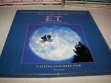 E.T. MICHAEL JACKSON LP NM MCA-70000 1982 PROMO Poster & Booklet