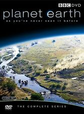 Planet Earth Complete BBC Series Box Set  David Attenborough Brand New Dvd