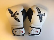 Hayabusa 16 Oz Leather Muay Thai MMA Boxing Gloves