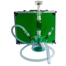 Zahrah All Glass Hookah With Case Best Quality shisha nargile