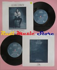 LP 45 7''JULIAN LENNON Too late for goodbyes Well i don't know 1984 no cd mc dvd