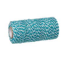 92m Bastelschnur 1,5mm dick,Baumwollband Baumwollschnur Schmuckband Faden