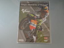 MAGIC MOMENTS OF MOTOGP  DVD *NEW AND SEALED*