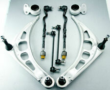 FOR BMW 3  E46 FRONT SUSPENSION STEERING ENDS WISHBONE ARMS KIT COMPLETE SET S