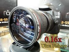 Ultra Wide Angle Macro Fisheye Lens for CANON T6i T6s T5i T4i T3i T2 DSLR CAMERA