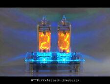 USB Powered IN-14 two Digit NIXIE Tube Clock-With TUBE (NIXIE TUBE ERA)pluggable