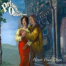 PRIMITIVE OVERFLOW - Honor Way Down SEALED 2012  PROGGY + JAZZ FUSION